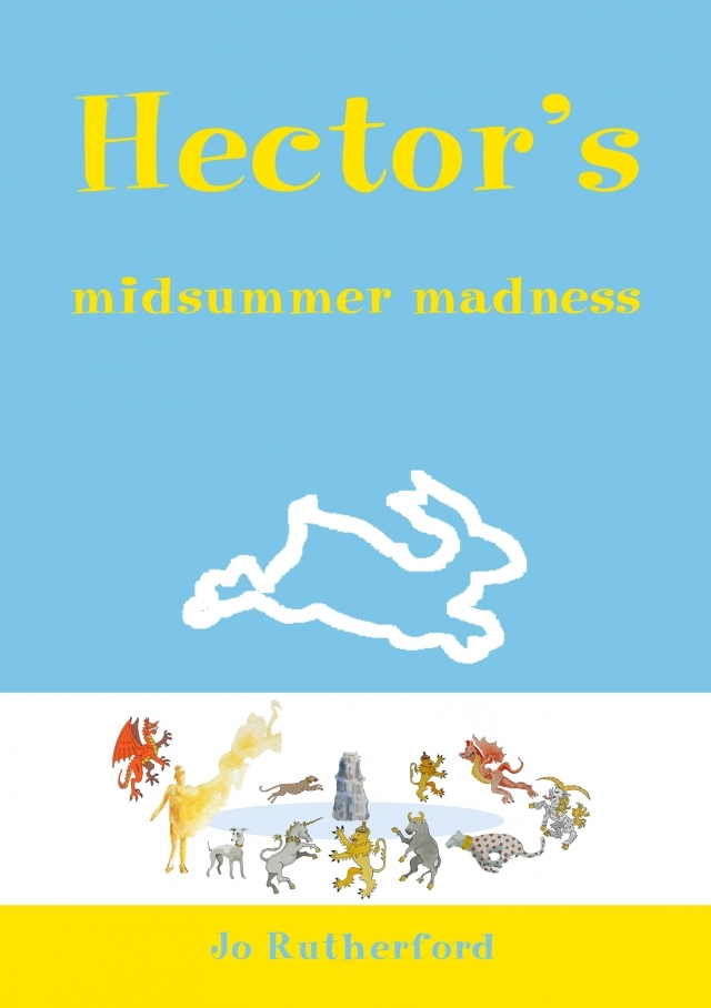 Hector's midsummer madness at Hampton Court on Midummer's Eve