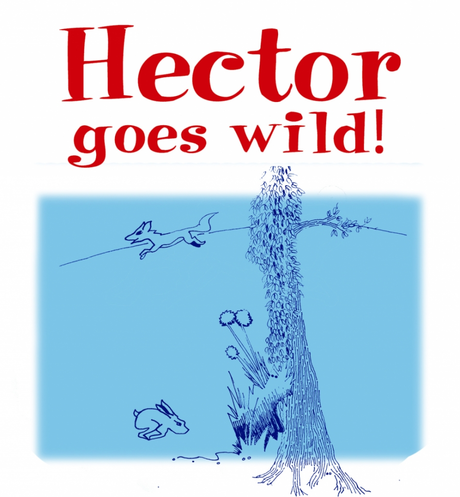 Hector goes wild book cover